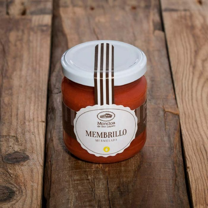 mermelada de membrillo