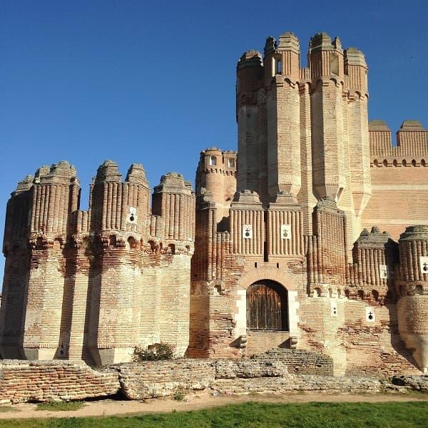 ruta de los castillos castilla y leon