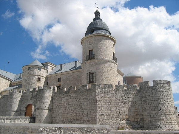 castillos de castilla y leon