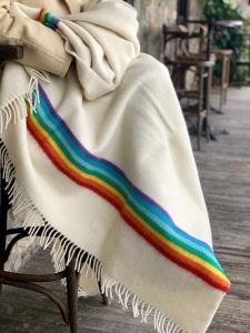blanco arcoiris