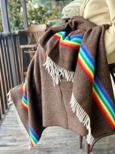 marron arcoiris