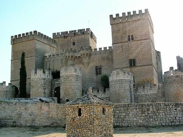 castillos de castilla leon