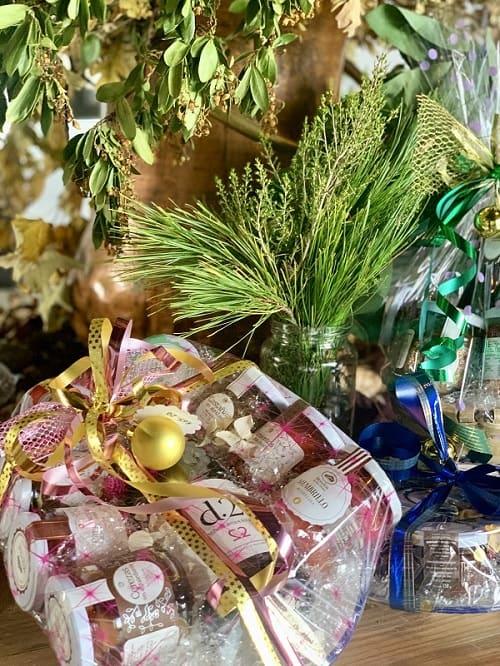 cestas navideñas originales