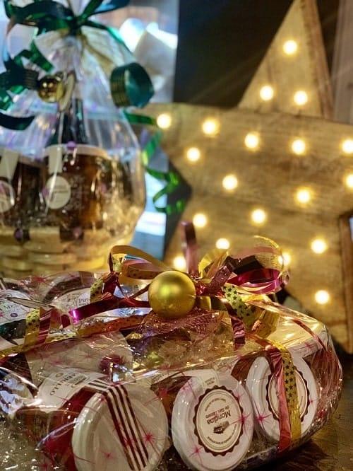 cestas navidad originales