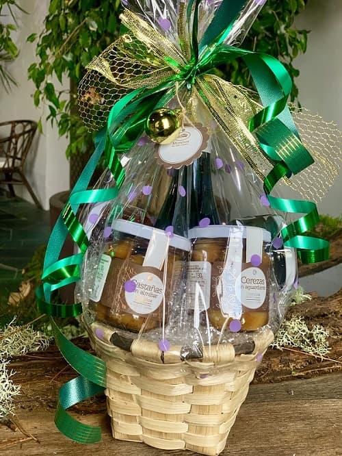 cestas de navidad originales