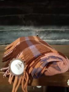 bufanda lana merina