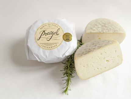 queso artesanal praizal