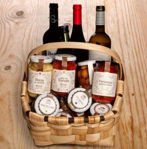 cestas de regalo personalizadas