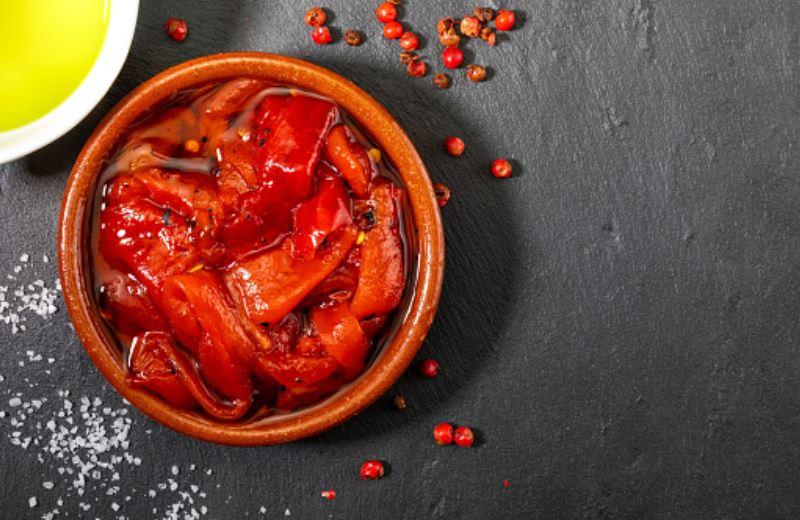 mejores pimientos asados en conserva de españa