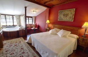 sweet suites fin de semana