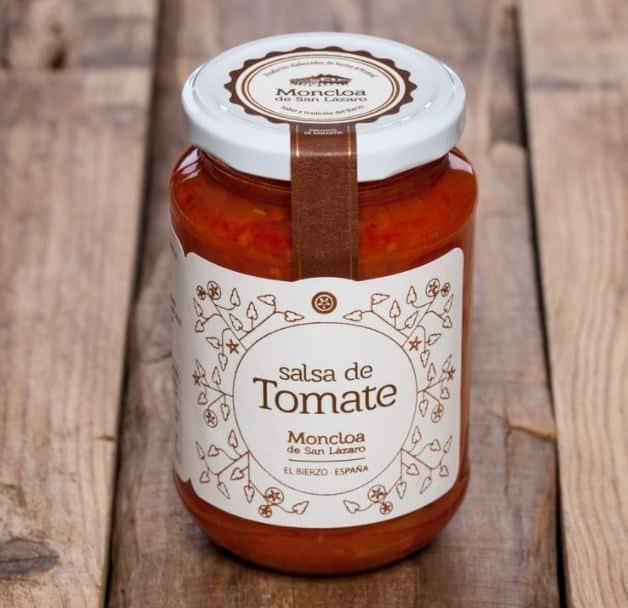 salsa de tomate gourmet